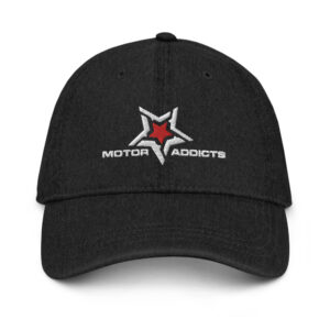 Motor Addicts Car and Bike Enthusiasts Hat