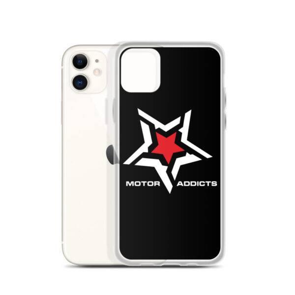 Motor Addicts iPhone 11 phone case
