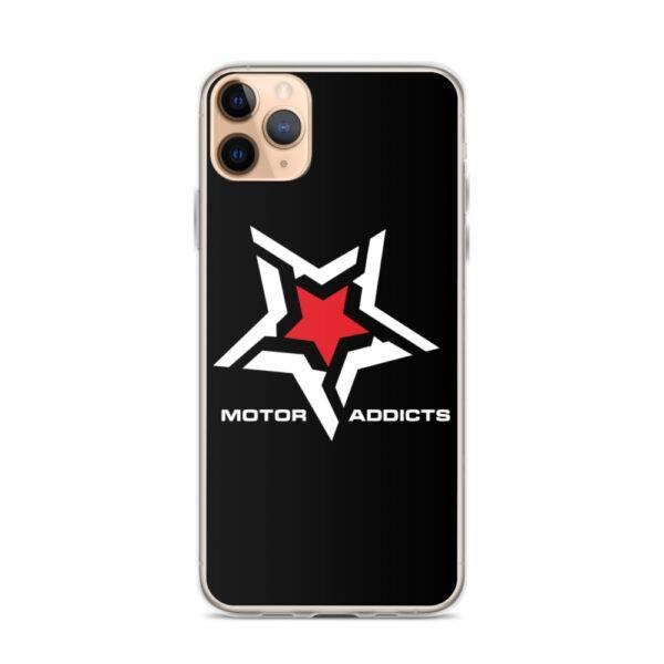 Motor Addicts iPhone 11 Pro Max phone case