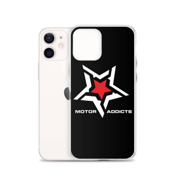 Motor Addicts iPhone 12 phone case