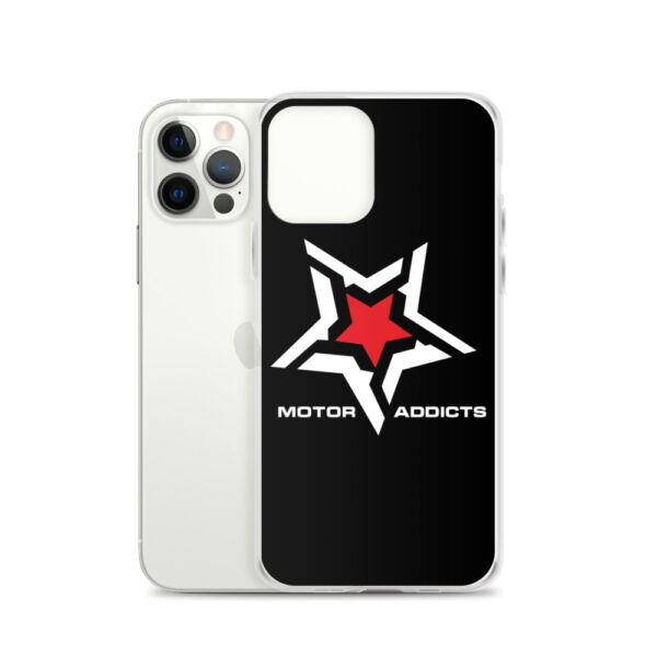 Motor Addicts iPhone 12 Pro phone case
