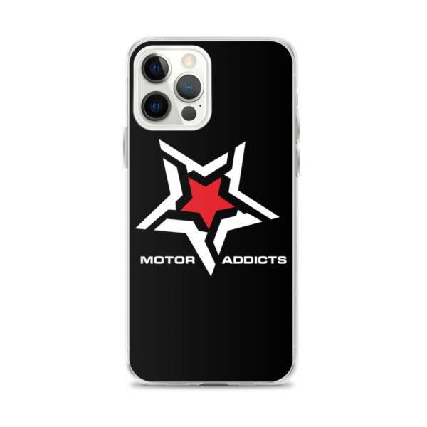 Motor Addicts iPhone 12 Pro Max phone case