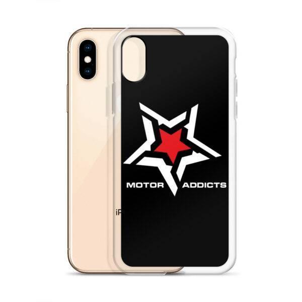 Motor Addicts iPhone X XS Max phone case
