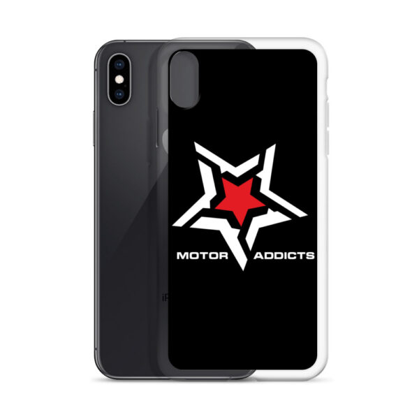 Motor Addicts iPhone XS Max phone case