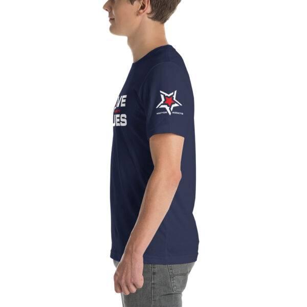 Premium - I Have Issues - Motor Addicts Men/Women's T-Shirt