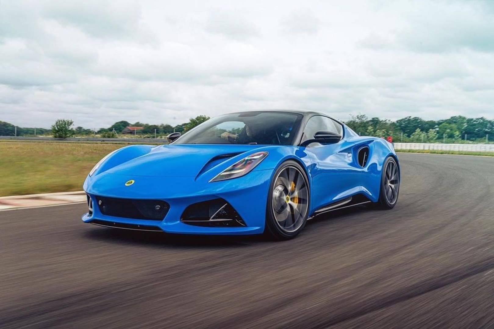 Lotus Emira Supercar