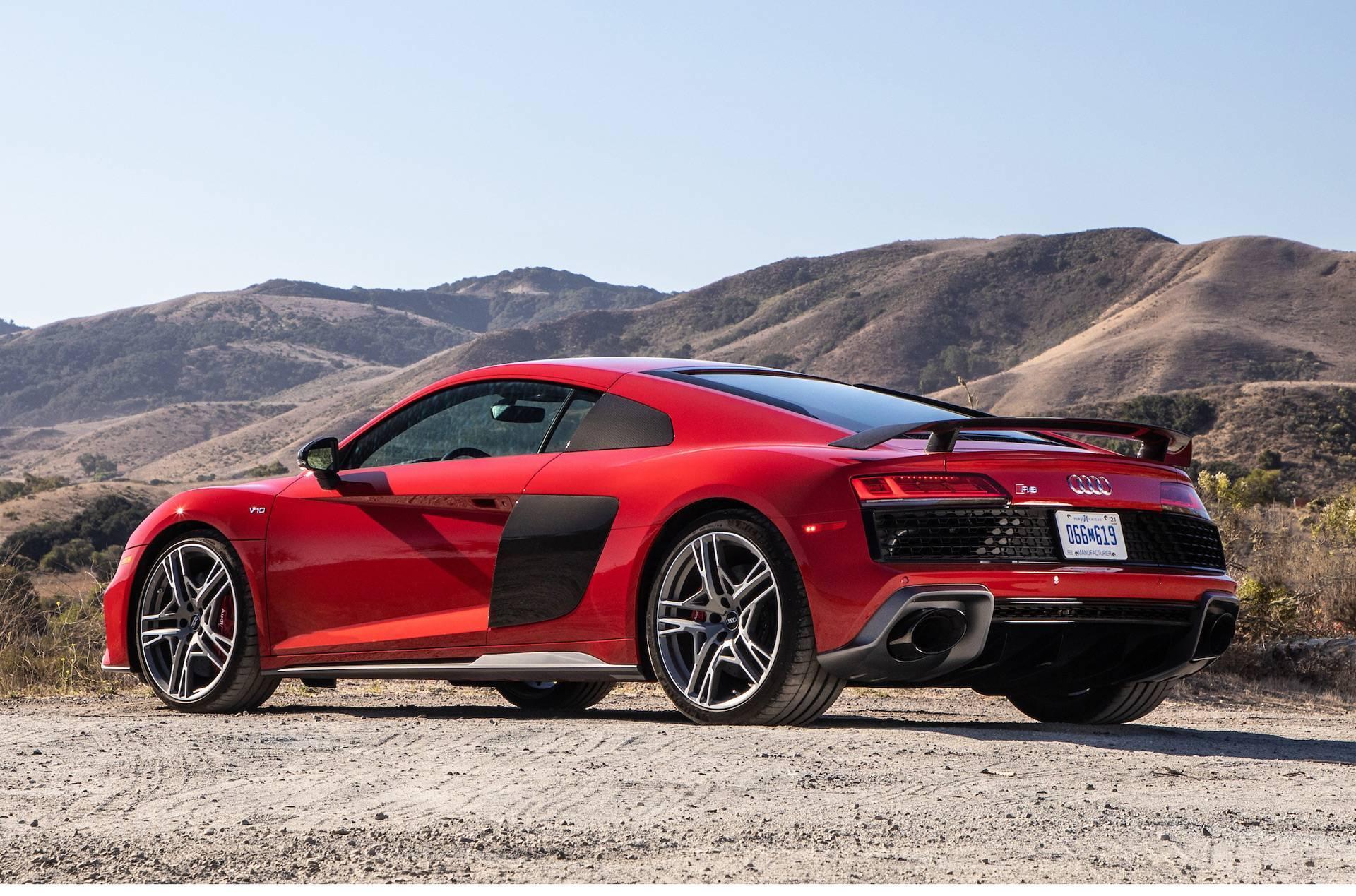 2022 Audi R8 V10