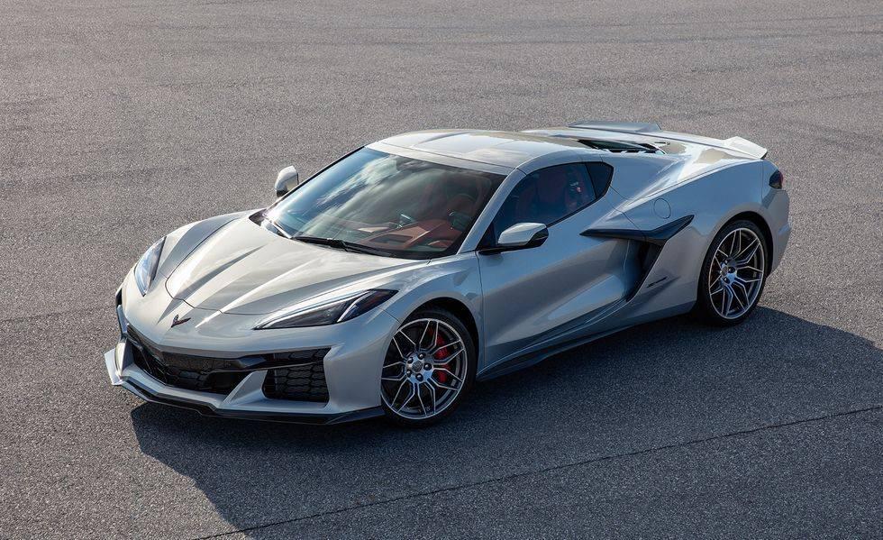 the new C8 Corvette Z06 on October 26th